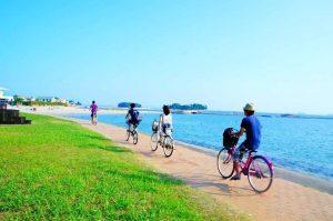 佐久島にはインスタ映えスポットがたくさん