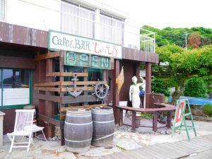 佐久島でお土産を売っているカフェ&バー「Cafe & Bar じょえる」